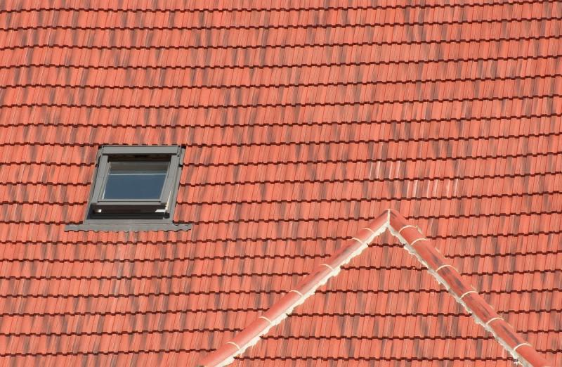 rooftop window