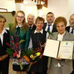 Posztumusz elismerést kapott a nyugdíjas garabonci orvos