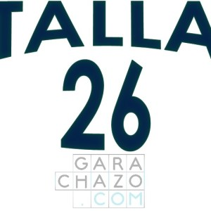 Talla 26