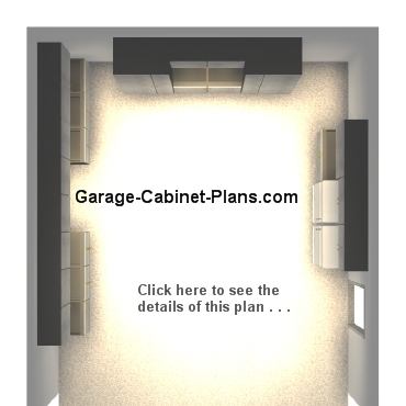 get your own custom garage cabinet plans