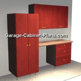 7 ft Garage Cabinet Plans