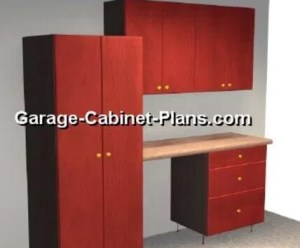 Plans for 7ft of Garage Storage Cabinets