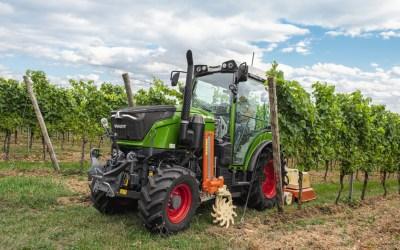 Tracteurs Vignerons