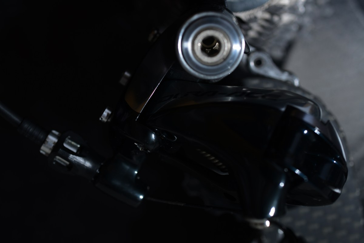 シマノ10速を11速化で「RD-7900」から「RD-9000」互換性検証