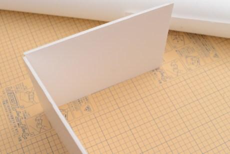 撮影用の備品を作ってみた「レフ板」編