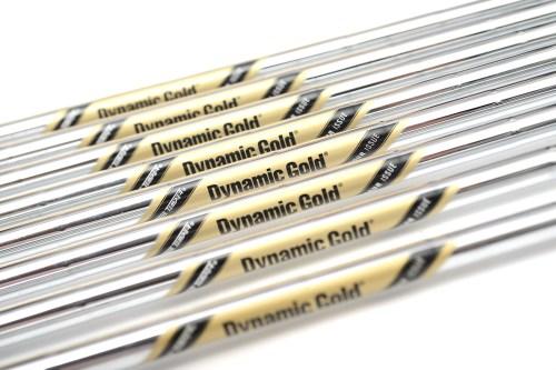 アイアン「Titleist(タイトリスト)712MB #3~P」&シャフト「Dynamic Gold Tour Issue X100」GCMチューニング