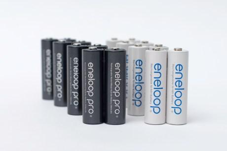 「eneloop pro(エネループ・プロ)」専用の充電器って?