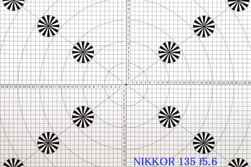 D800でオールドニッカー「Nikon Ai NIKKOR 135mm f3.5」を装着