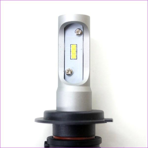 LED лампа гелакси H7, купить LED лампа гелакси H7, купить в запорожье LED лампа гелакси H7