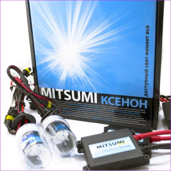 Комплект ксенона Mitsumi DC, купить Комплект ксенона Mitsumi DC, купить в запорожье Комплект ксенона Mitsumi DC