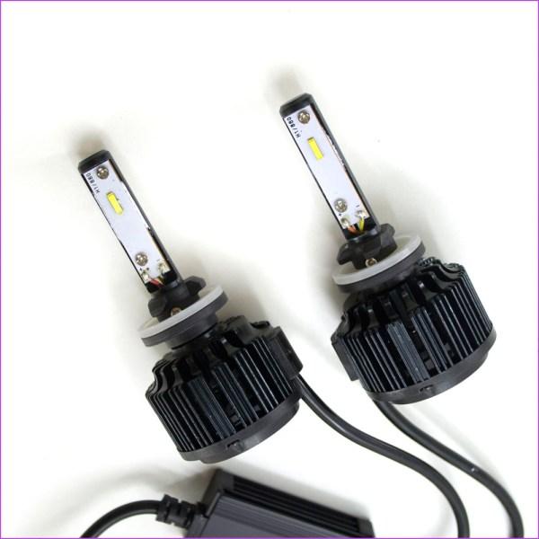 LED лампы GALAXY CSP H27