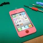 iPhoneパーツチェック