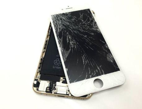 iPhone6 ガラス割れ修理値下げ!!