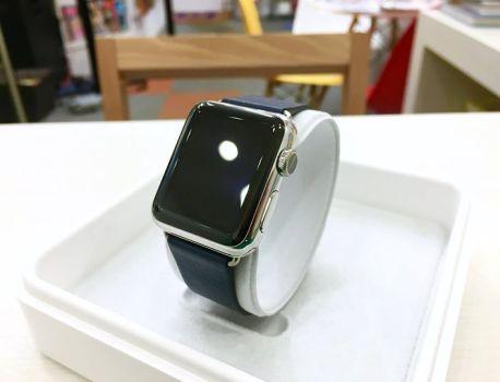 Apple Watch 38mm 入荷しました