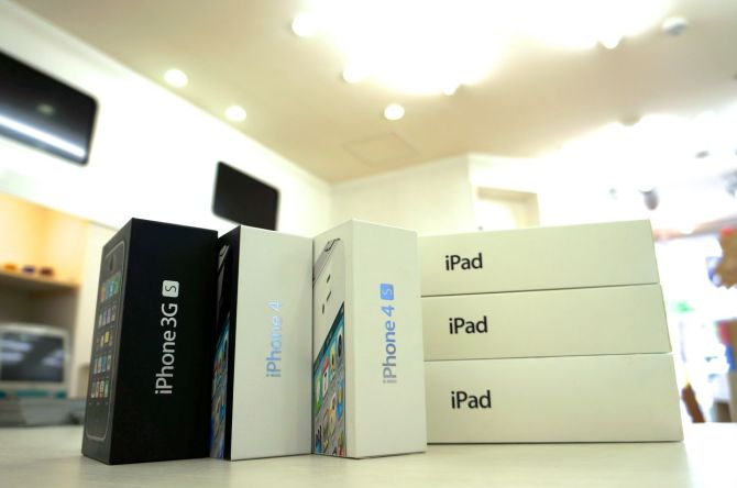 iPhone・iPad買取強化中!