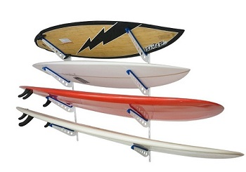 Garage Surfboard Racks