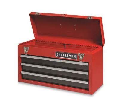 Craftsman 3 Drawer Toolbox