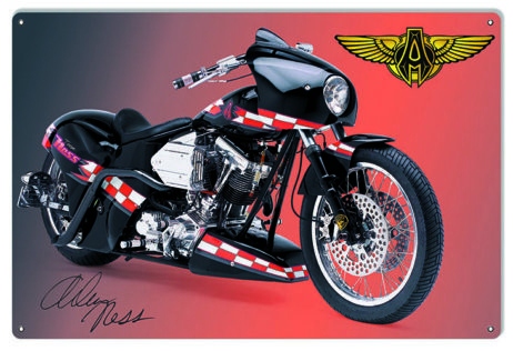 RG6767- Arlen Ness Custom Motorcyle