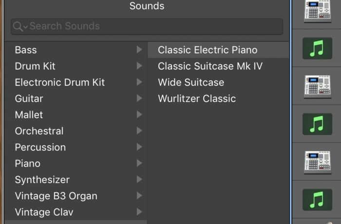 How to Connect MIDI Keyboard Into Garageband - Garageband Professional