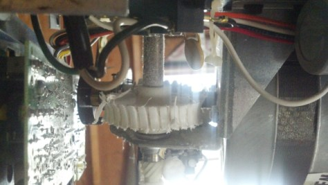 Opener Transmission Gears