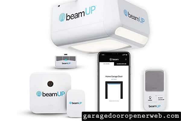 BeamUp BU400 Garage Door Opener
