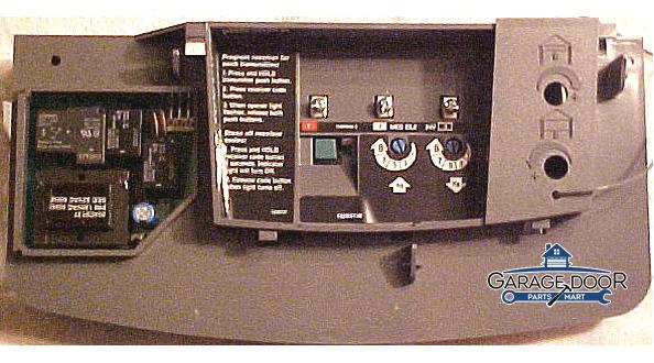 Door Garage Challenger Remote