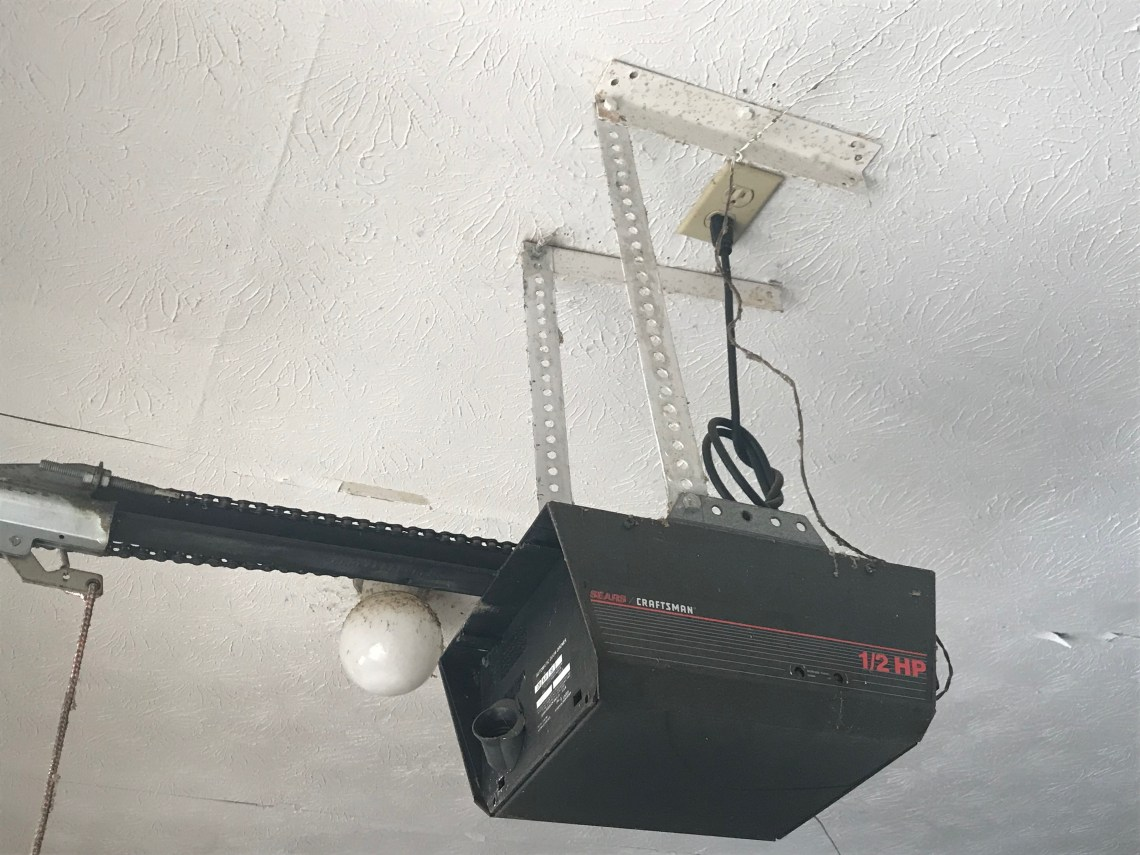 Image Result For How Hard Is It To Replace A Garage Door Opener