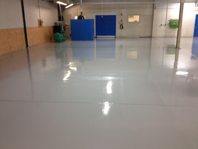 : Commercial Coatings