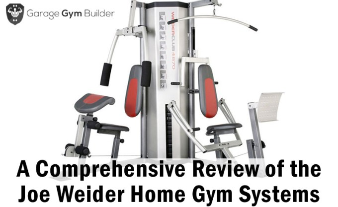 Weider pro home gym exercise chart zen
