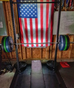 Garage series from fringe sport u2013 squat rack with pull up bar