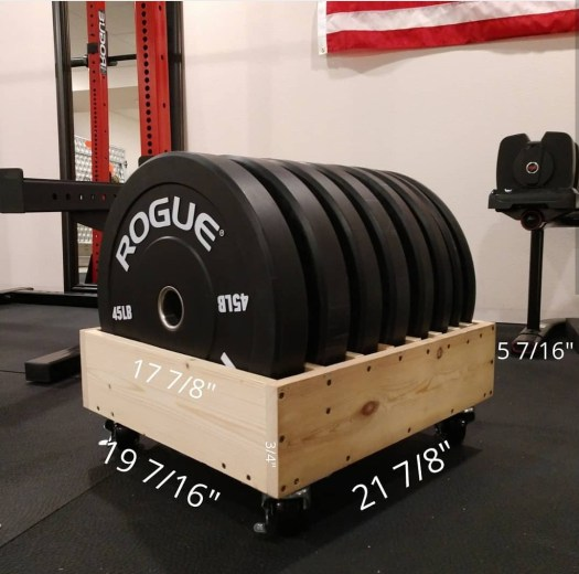 Blog u2013 garage gym experiment