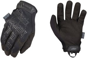Black Mechanix Gloves for Garage Gym