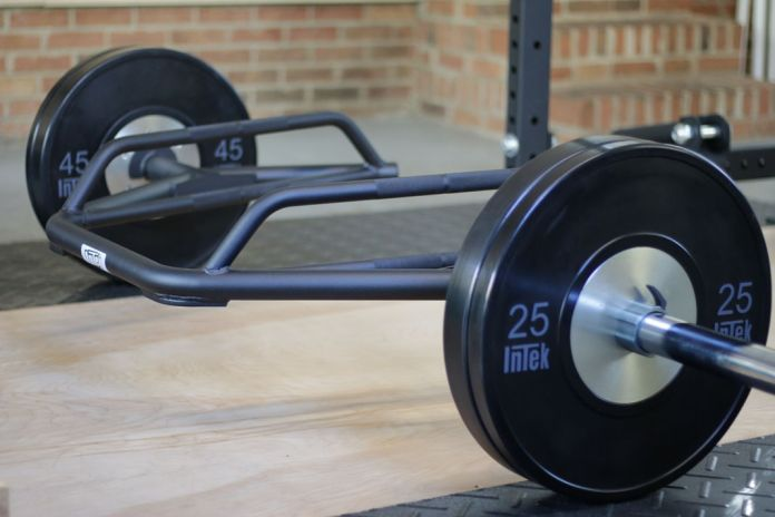 Intek functional trap bar review garage gym lab