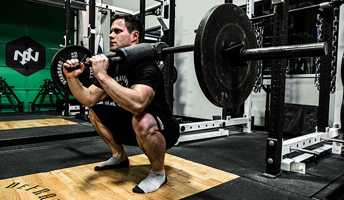 Incroyable Safety Squat Bar Vertical Spine Angle In Gym