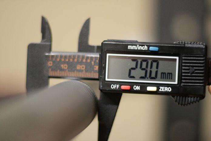 Fringe Sport Power Bar Shaft Diameter