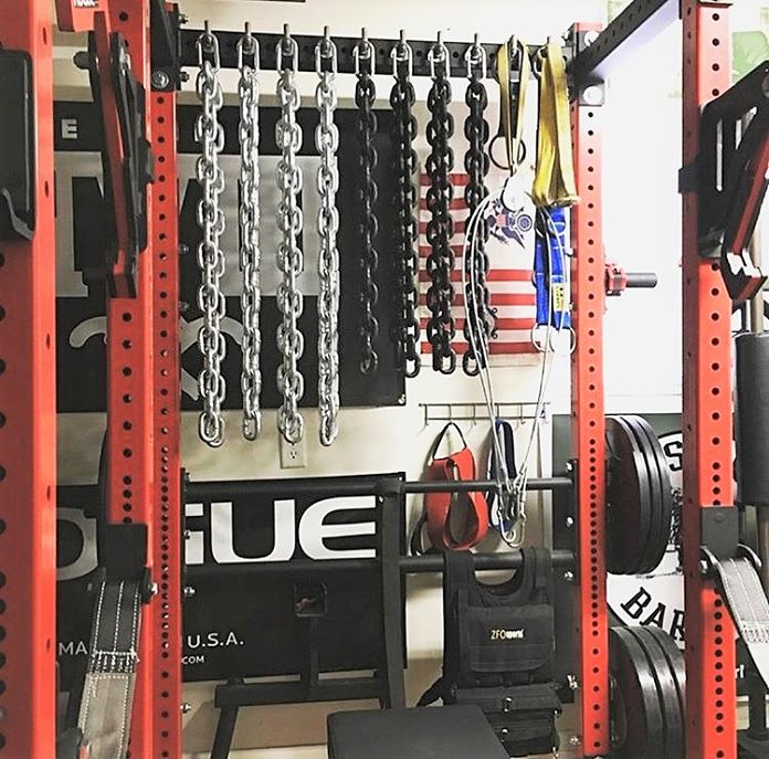 Robs Barbell Garage Gym Accessories