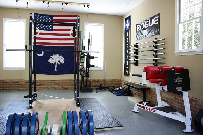 How to build your home gym on a budget wod at home full wod