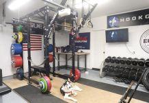 Liam Connolly Garage Gym