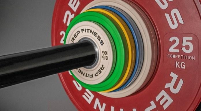 Rep Fitness Change Plates Garage Gym Lab