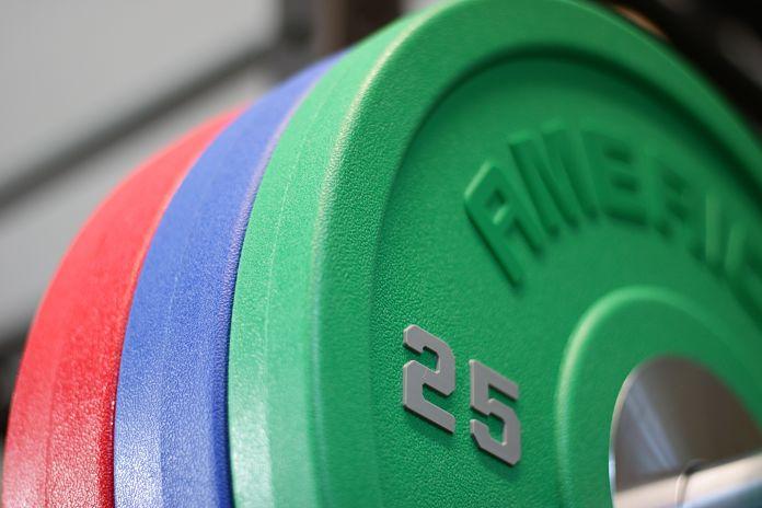 American Barbell Urethane Angle Garage Gym Lab