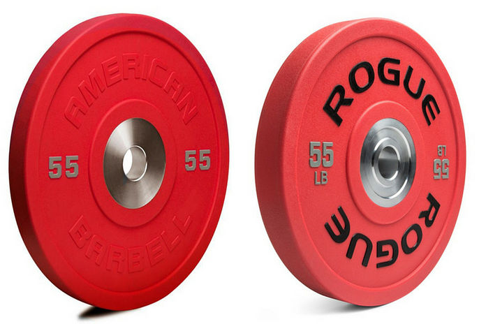 American Barbell vs Rogue Fitness Garage Gym Lab