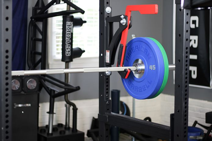 American barbell mammoth bar review garage gym lab