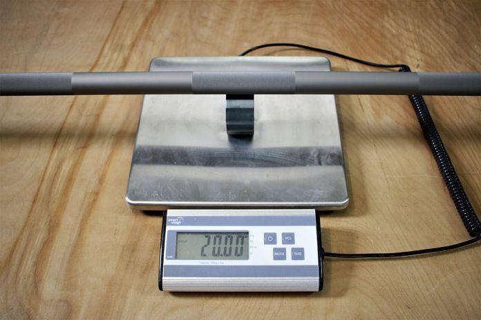 American Barbell Mammoth Bar - Weight Garage Gym Lab