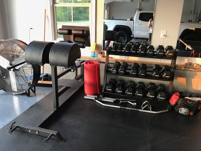 Catie's Garage Gym 6 - Garage Gym Lab