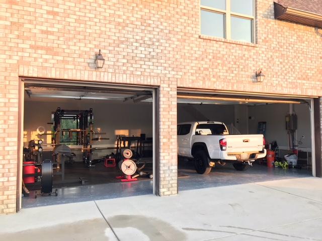 Catie's Garage Gym 2 - Garage Gym Lab