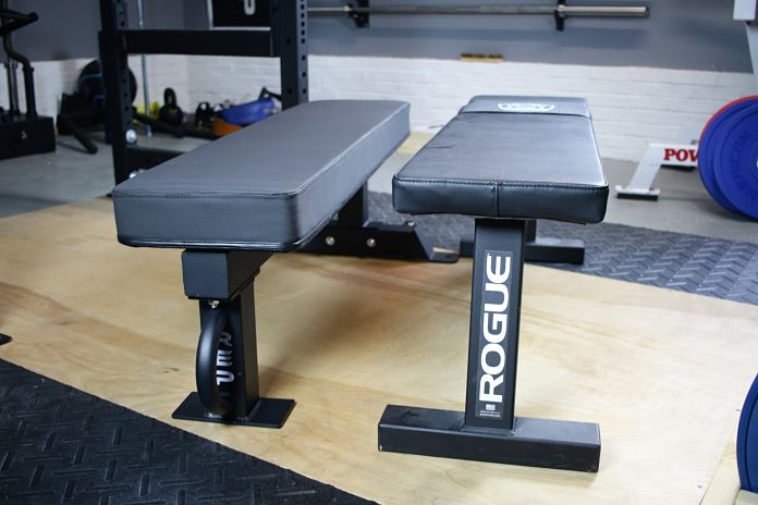 Rep Fitness FB-5000 vs Rogue - Garage Gym Lab