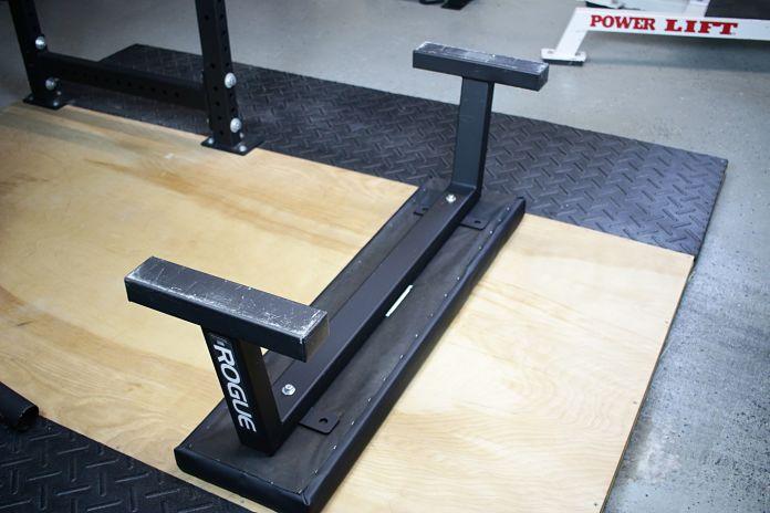 Rogue Flat Bench Underside Garage Gym Lab