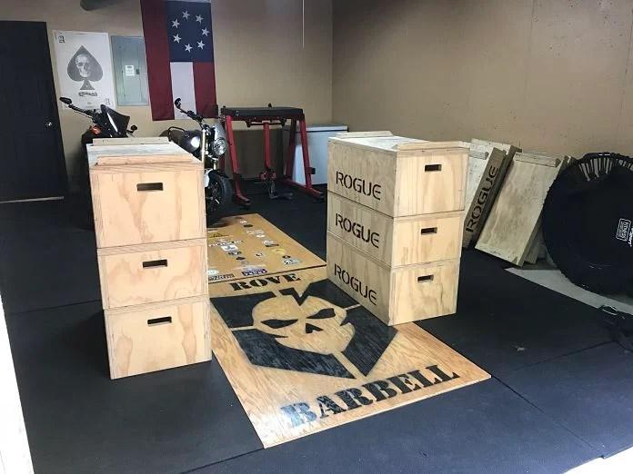 Step into rovefit an unbelievable garage gym garage gym lab