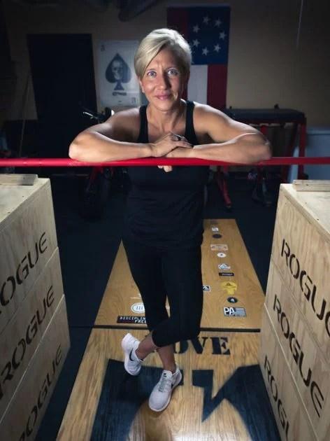 RoveFit - Katie Rodgers Garage Gym Lab