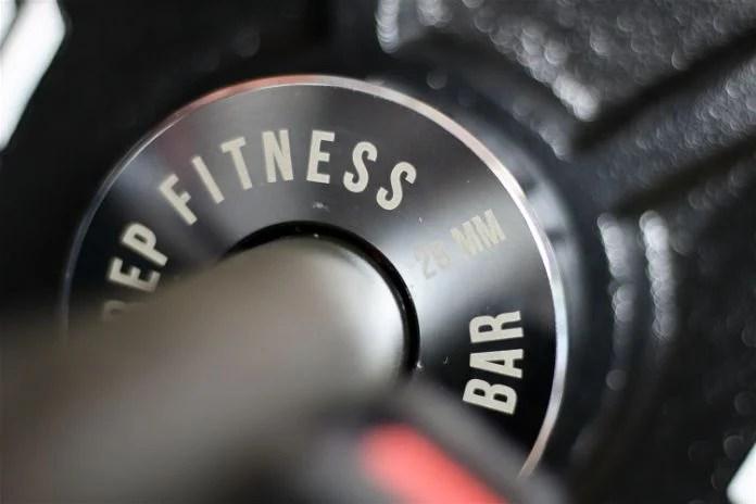 Rep Fitness PowerSpeed Bar Bushing Garage Gym Lab
